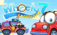 play Wheely 7: Detective