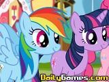play My Little Pony Shopping Spree