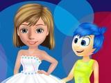 play Riley Super Wedding Dress