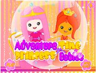 play Adventure Time Princess Babies