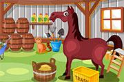 Clean Up Horse Farm 2 game