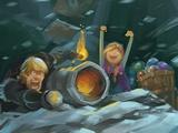 play Anna And Kristoff Bubble