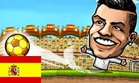 Puppet Football League Spain game