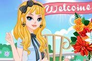 Alice'S Tea Party Girl Game game