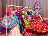 Dove Dolly Dress Up game