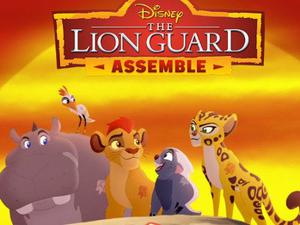 The Lion Guard game