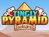 Tingly Pyramid Solitaire game