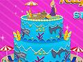 play Rapunzel Summer Cake Game
