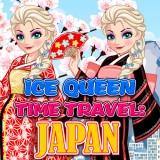 Ice Queen Time Travel: Japan game