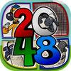 "play 2048 + Undo Number Puzzle "" Shaun The Sheep Edition """