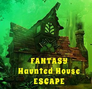play Novel Fantasy Haunted House Escape