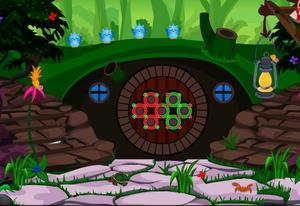 play Firstescape Rabbit In Hobbit House Escape