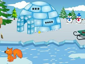 play 2Jolly Shivering Squirrel Rescue
