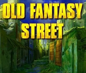 play Novel Old Fantasy Street Escape