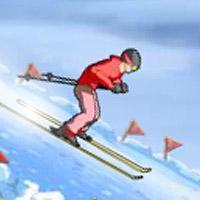 Nitro Ski game