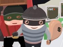 Team Of Robbers game