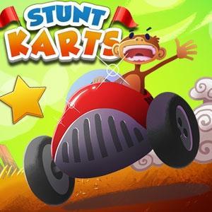 Stunt Karts game