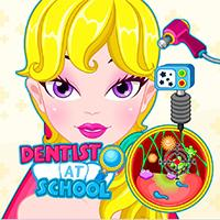Dentist At School game
