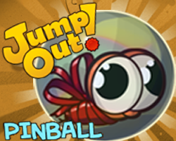 Jump Out! The Pinball game