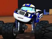 Darington Monster Truck Puzzle game