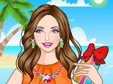 Fabulous Neon Colors Fashion game