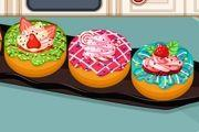 Cooking Frenzy: Homemade Donuts Game game