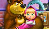 Masha And Bear: Toys Disaster game
