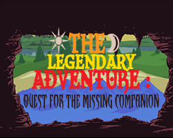 The Legendary Adventure : Quest For The Missing Companion game
