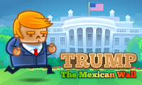 Trump: The Mexican Wall game