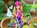 play Rapunzel'S Bicycle Game