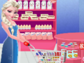 play Elsa Wedding Cake Cooking Game