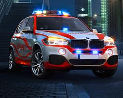 Bmw Paramedic Jigsaw game