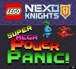 Super Mega Power Panic game