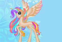 play Pony Princess Birthday Party