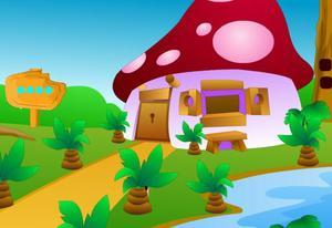 play Escapezone Village Garden Escape