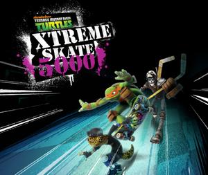 Tmnt Extreme Skate game