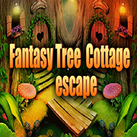 play Fantasy Tree Cottage Escape