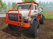 Offroad Race Truck game