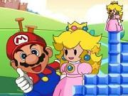 Mario Rainbow Island game