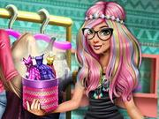 play Tris Hipster Dolly Dress Up