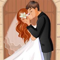 play A Brides First Kiss
