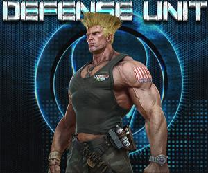 Defense Unit game