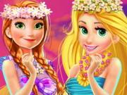 play Disney Princesses Hawaii Shopping