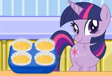 play Sparkle Cooking Cupcakes