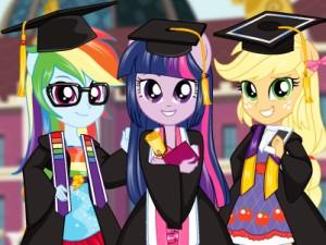 Equestria Team Graduation game