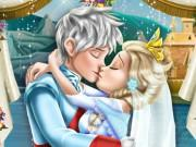 play Ice Queen Wedding Kiss