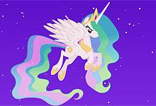 play Celestia Against Nightmare Moon