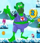 play Super Troll Arctic Adventures