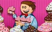 play Papas Cupcakeria