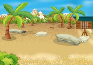 play Pretty Island Escape Game